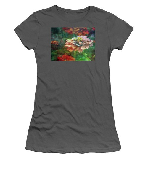Zinnia Impression 1120 Idp_2 Women's T-Shirt (Athletic Fit)