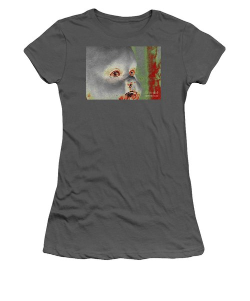 Zombie Baby Three Women's T-Shirt (Athletic Fit)