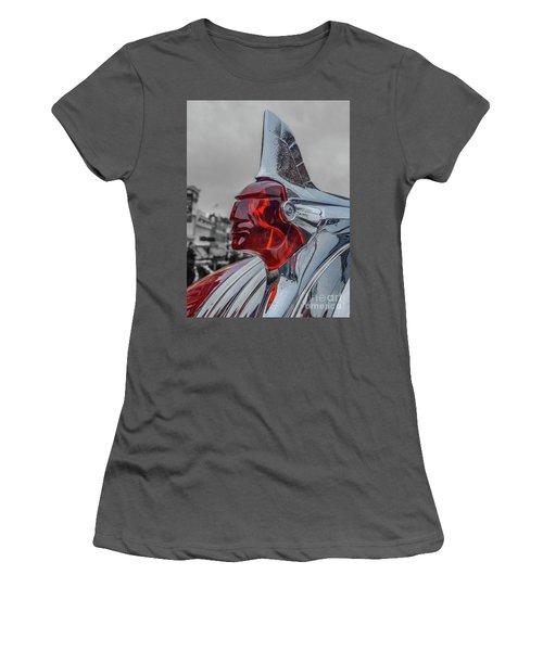 1951 Pontiac Women's T-Shirt (Athletic Fit)