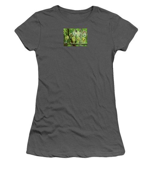 Jungle Spirits Women's T-Shirt (Athletic Fit)
