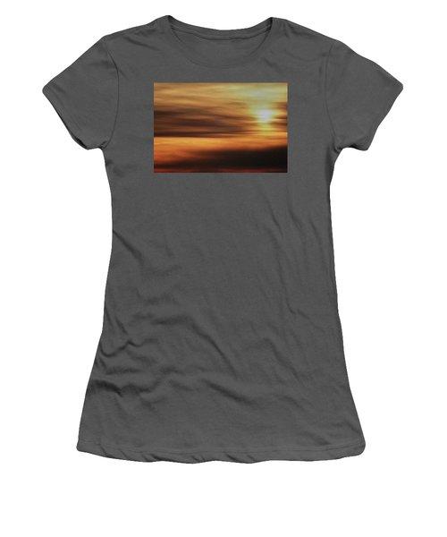 Sunburnt Women's T-Shirt (Athletic Fit)