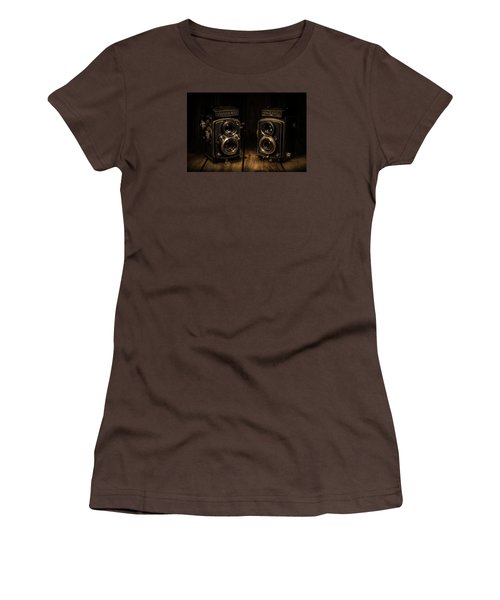 Women's T-Shirt (Junior Cut) featuring the photograph Quality by Keith Hawley