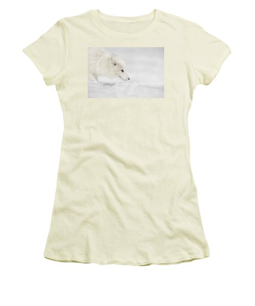 Arctic Fox Women's T-Shirt (Athletic Fit)