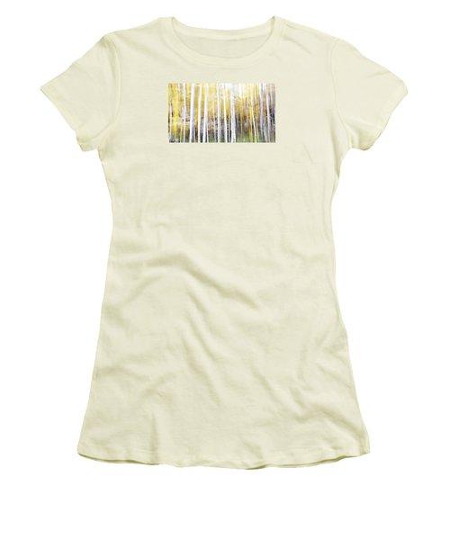 Aspen Women's T-Shirt (Athletic Fit)