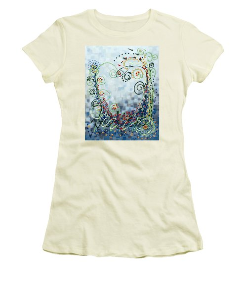 Crazy Love Jazz Women's T-Shirt (Junior Cut)