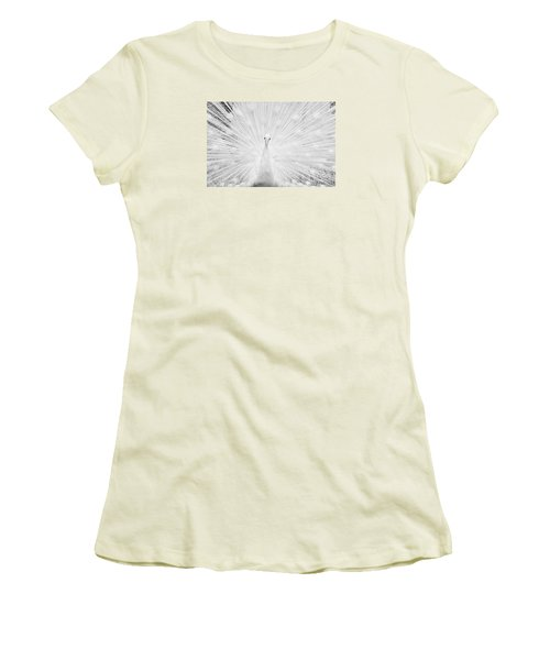 Women's T-Shirt (Junior Cut) featuring the photograph Hypnotic Power by Simona Ghidini