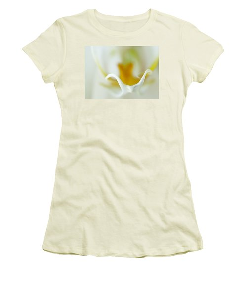 Moth Orchid Macro Women's T-Shirt (Athletic Fit)