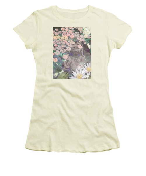 Reflections Women's T-Shirt (Junior Cut) by Christopher Beikmann
