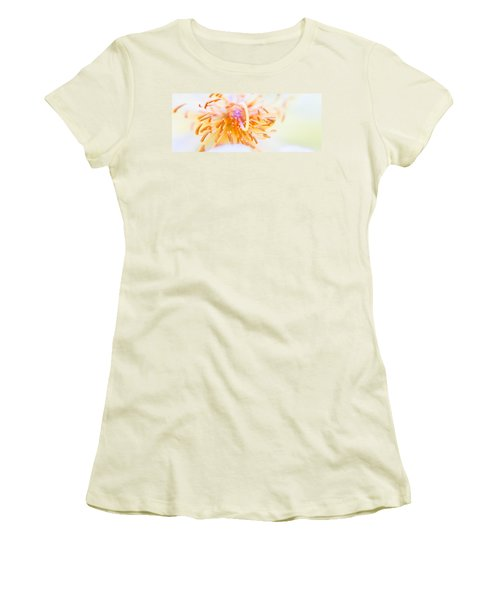 Abstract Flower Women's T-Shirt (Junior Cut) by Ulrich Schade