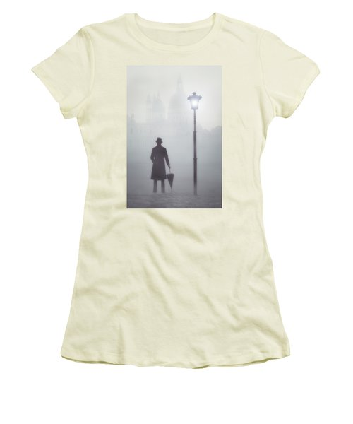 Victorian Man Women's T-Shirt (Athletic Fit)
