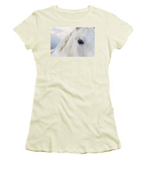 2012 52/48 Women's T-Shirt (Junior Cut) by John McArthur
