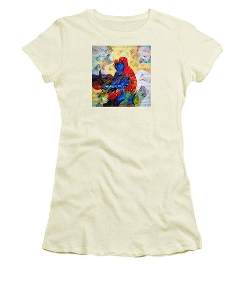 Sold Women's T-Shirt (Junior Cut) by Sanjay Punekar