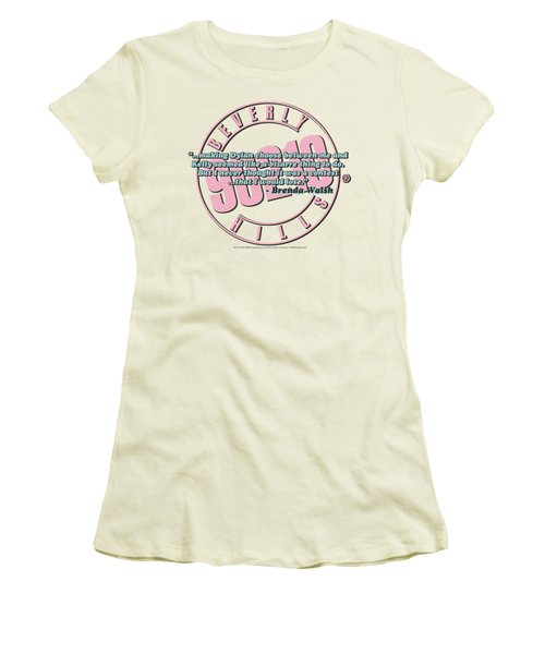 90210 - To Be Or Not To Be Women's T-Shirt (Athletic Fit)