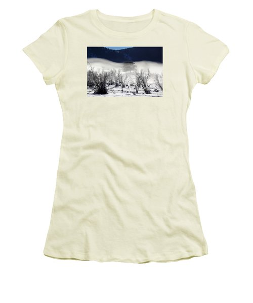 A Blanket Of Fog Women's T-Shirt (Athletic Fit)