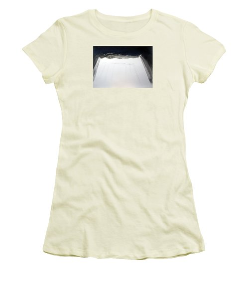 A Momentary Lapse Of Reason Women's T-Shirt (Junior Cut) by Lazaro Hurtado