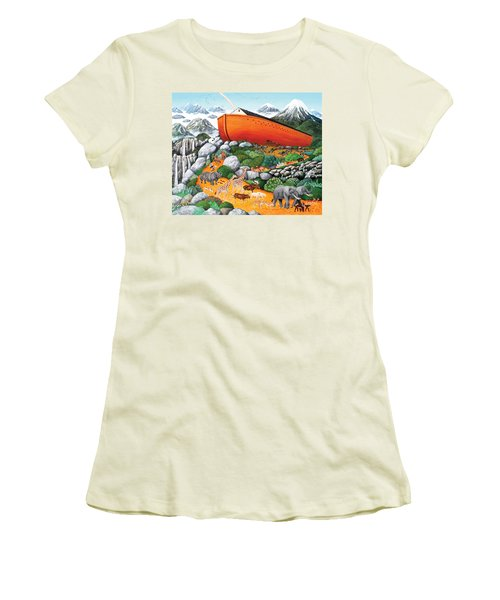 A New Beginning Women's T-Shirt (Athletic Fit)