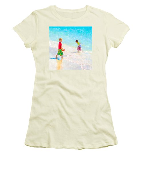 A Summer To Remember V Women's T-Shirt (Athletic Fit)