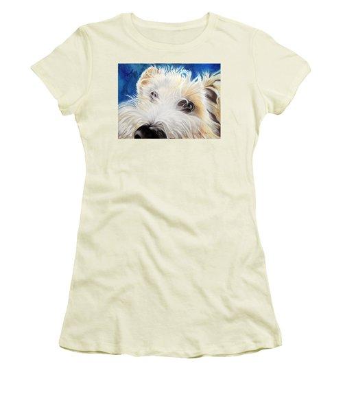 Albus Women's T-Shirt (Athletic Fit)