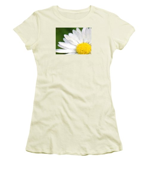 Angel Wings Women's T-Shirt (Junior Cut) by Anthony Fishburne