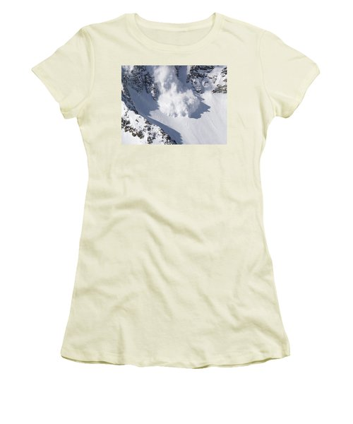 Avalanche II Women's T-Shirt (Athletic Fit)