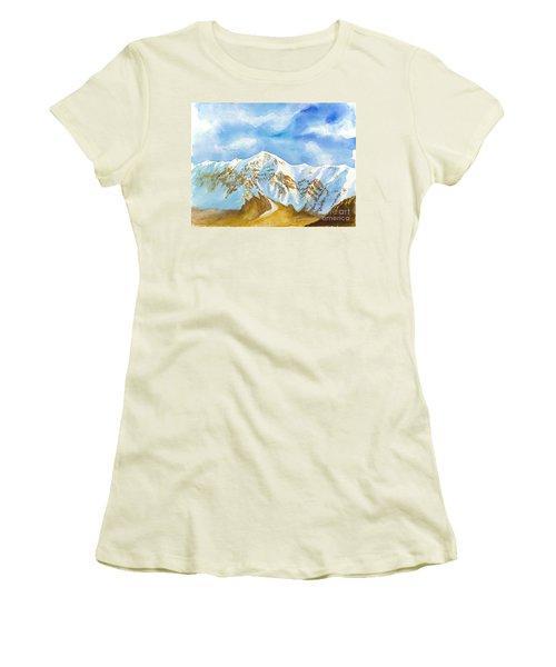 Ben Lomond Women's T-Shirt (Athletic Fit)