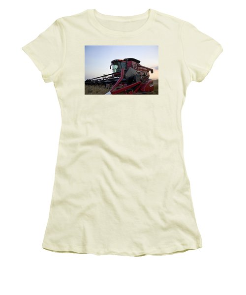 Big Harvest Women's T-Shirt (Athletic Fit)