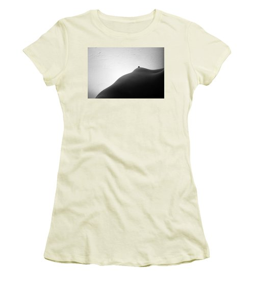 Bodyscape Women's T-Shirt (Junior Cut) by Joe Kozlowski