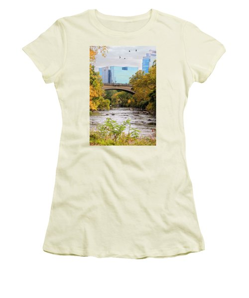 Brandywine Creek Women's T-Shirt (Athletic Fit)