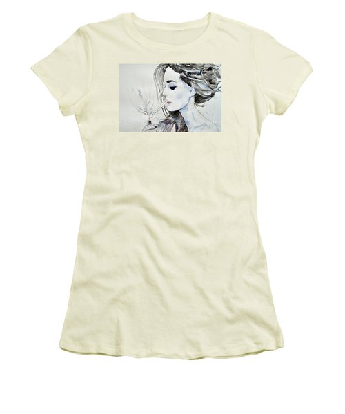 Brigitte Bardot Women's T-Shirt (Athletic Fit)