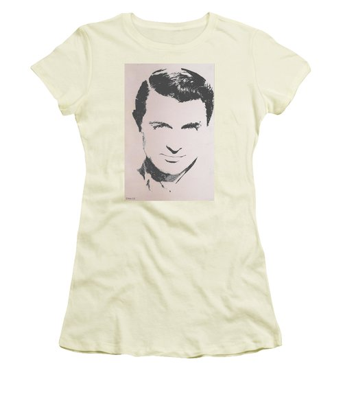 Cary Grant Women's T-Shirt (Athletic Fit)