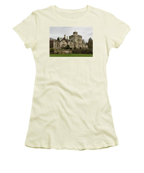 Hatley Castle Women's T-Shirt (Athletic Fit)