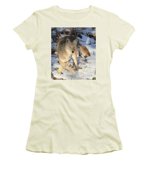 Changing Direction Women's T-Shirt (Athletic Fit)