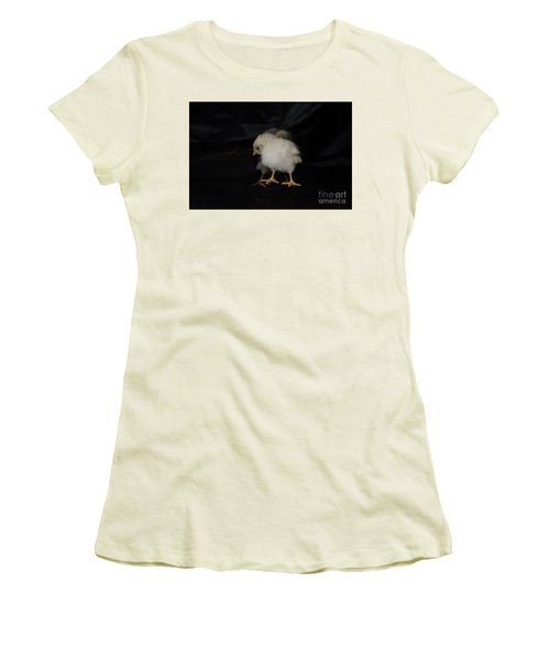 Chicken Dance Women's T-Shirt (Athletic Fit)