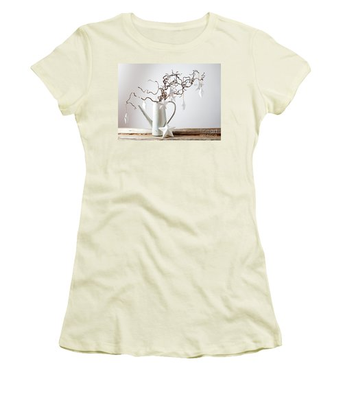 Christmas Decorarion Women's T-Shirt (Athletic Fit)