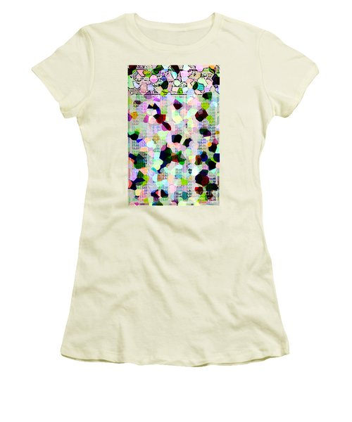 Confetti Table Women's T-Shirt (Athletic Fit)