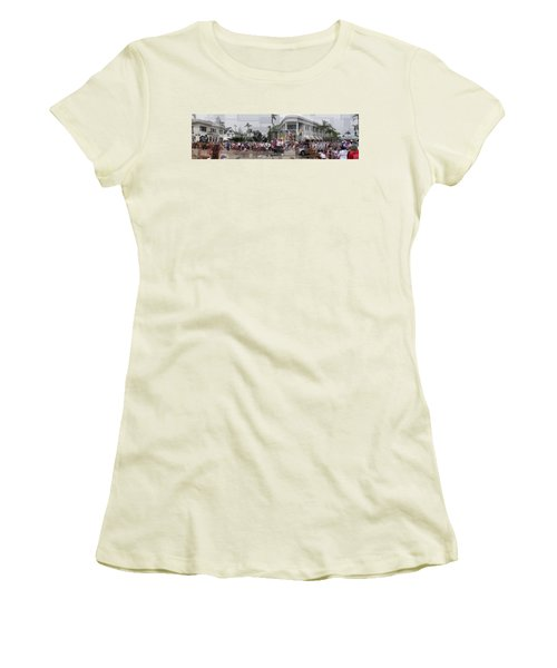 Coronado Fourth Of July Parade Women's T-Shirt (Athletic Fit)