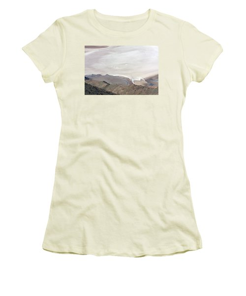 Dante's View #2 Women's T-Shirt (Junior Cut) by Stuart Litoff