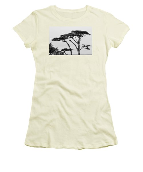 Dark Cypress Women's T-Shirt (Athletic Fit)