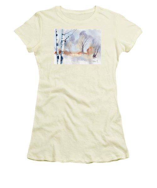 December Women's T-Shirt (Athletic Fit)