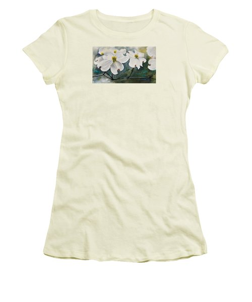 Dogwood 7 Women's T-Shirt (Athletic Fit)