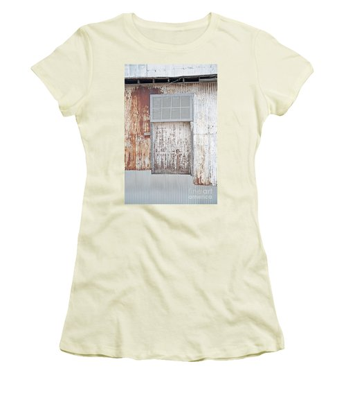 Door 2 Women's T-Shirt (Junior Cut) by Minnie Lippiatt