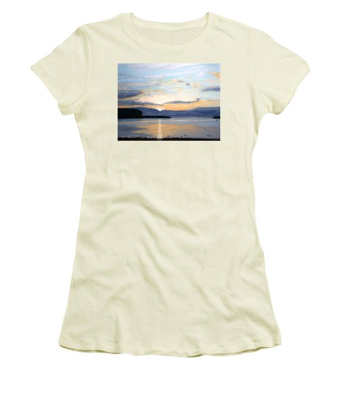 Eileen's Sunset Women's T-Shirt (Athletic Fit)