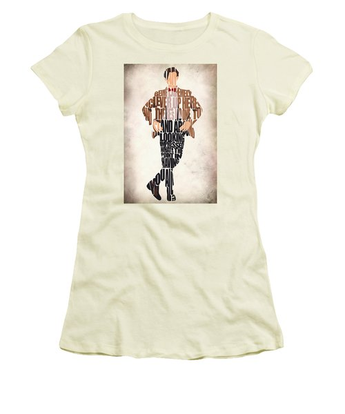 Eleventh Doctor - Doctor Who Women's T-Shirt (Athletic Fit)