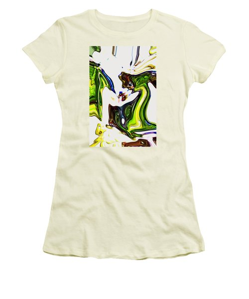 Expectation Women's T-Shirt (Junior Cut) by Richard Thomas
