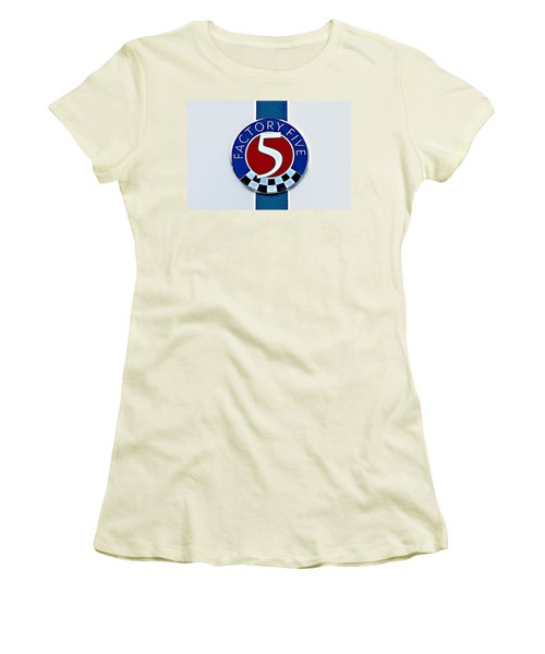 Factory Five Women's T-Shirt (Athletic Fit)