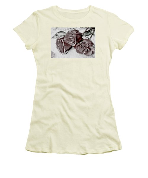 Faded Love Women's T-Shirt (Athletic Fit)