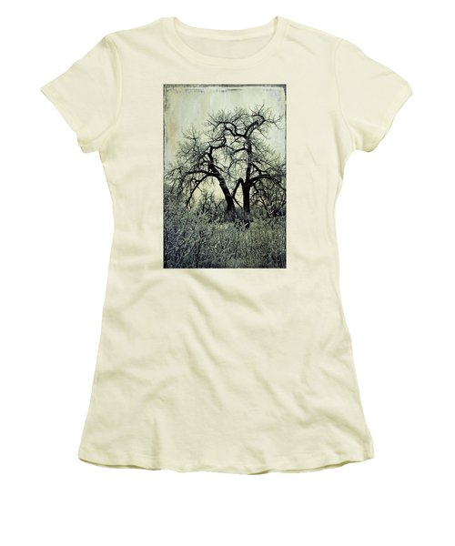 Faith Women's T-Shirt (Athletic Fit)