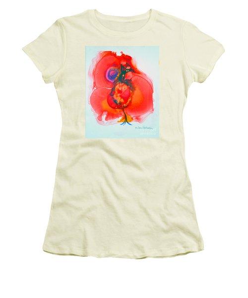 Fandango II Women's T-Shirt (Junior Cut) by Joan Hartenstein
