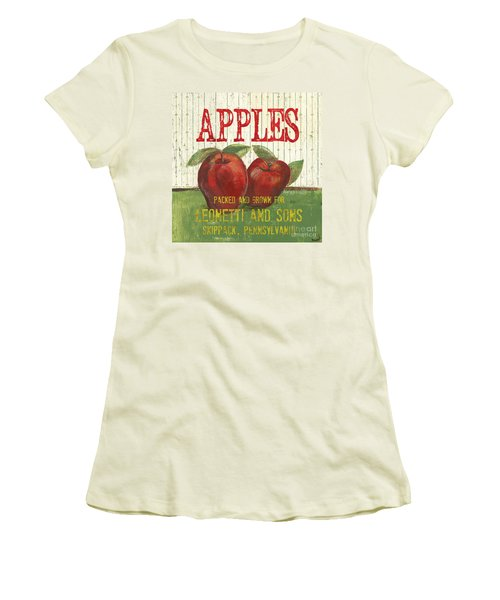 Farm Fresh Fruit 3 Women's T-Shirt (Athletic Fit)