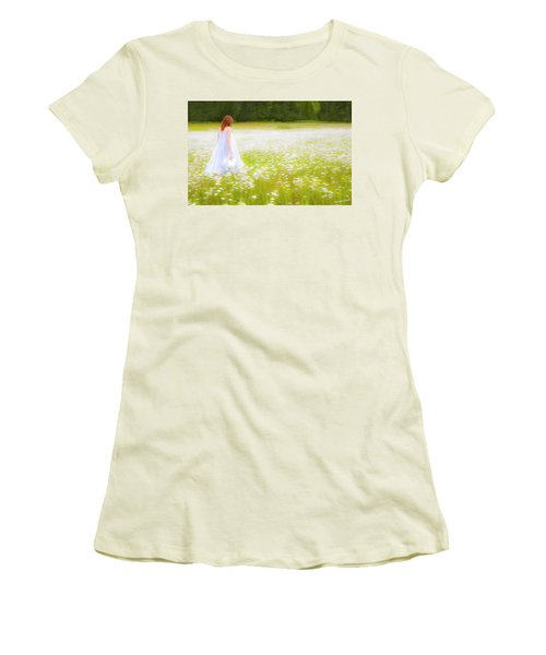 Field Of Dreams Women's T-Shirt (Athletic Fit)